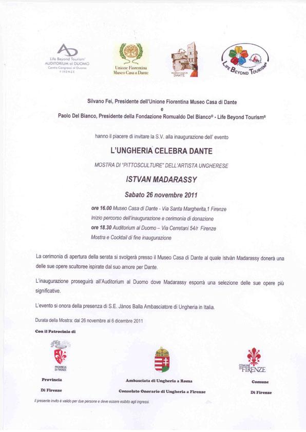 Invito Madarassy