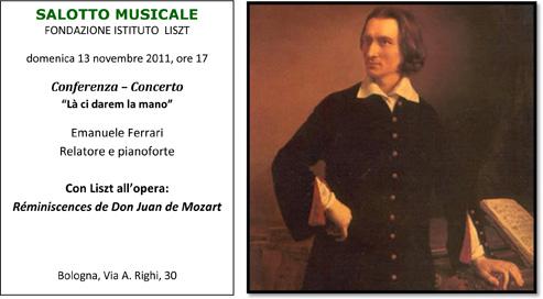 Salotto musicale - 13.11.2011