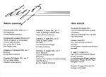 programma Liszt 2010-2011
