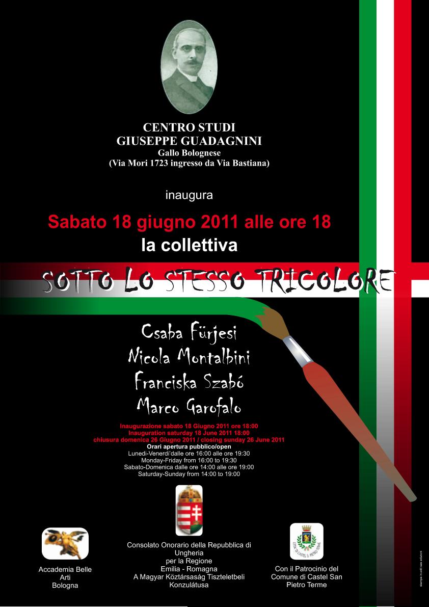 Invito Mostra di pittura 18 giugno 2011