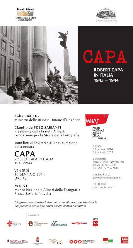 invito mail CAPA